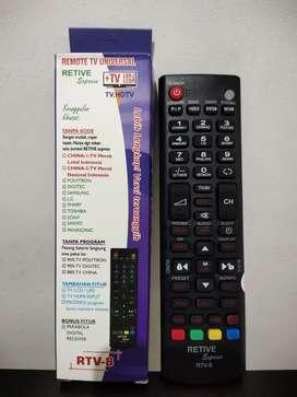 HS Remote TV Universal RTV-08
