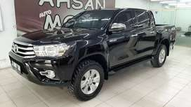 Hilux G Double Cabin 4x4 2018