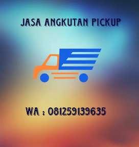 Jasa angkutan pickup