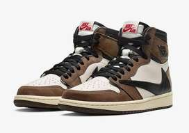 travis scotts air jordan 1s first copy