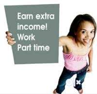 Earn Extra Income In Part Time Upto 40000 0