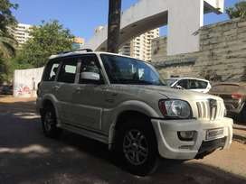 Mahindra Scorpio VLX 4WD Airbag Automatic BS-IV, 2013, Diesel