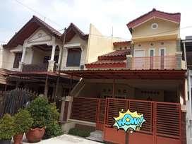 Dijual rumah bagus modern di komplek pondok kelapa raya