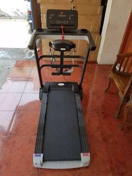 Treadmill elektrik genofa new edition ( best seller )