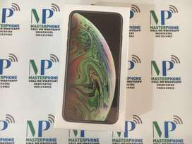 Seal pack iPhone XS Max 64GB with 1 year apple warranty