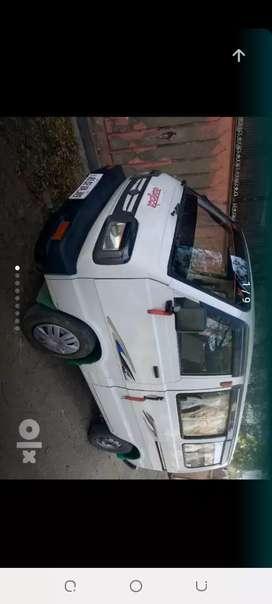 Maruti Omni van 2013 LPG - petrol