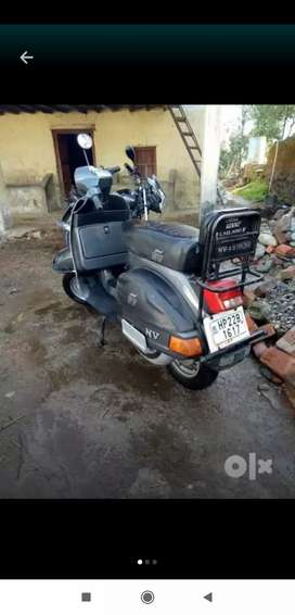 Nv 4stock scooter