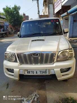 Mahindra Scorpio 2010 Diesel 113000 Km Driven