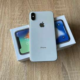 Iphone x with bill box charger