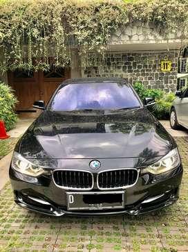 2015 BMW 320i jalan 26rb