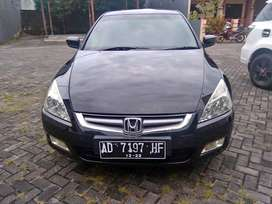 honda accord VTI 2.4 tahun 2006 manual