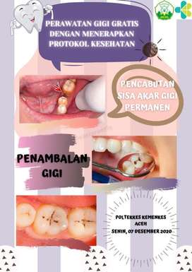 Perawatan gigi gratis
