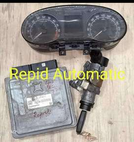 Volkswagen rapid automatic ecm kit available