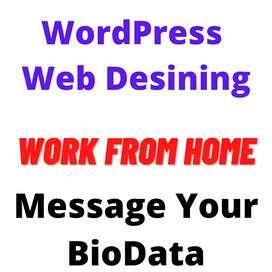 WordPress Web Development Job