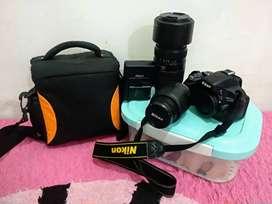 Nikon D5100 - Istimewa + Bonus bonus