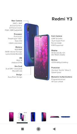 32mp front camera 4000 mh battery 4gb 64 gb