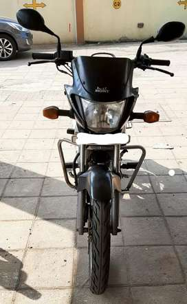 Hero Honda Glamour 125cc self start with disc brake