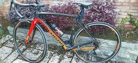 Road bike Polygon Stratos S7