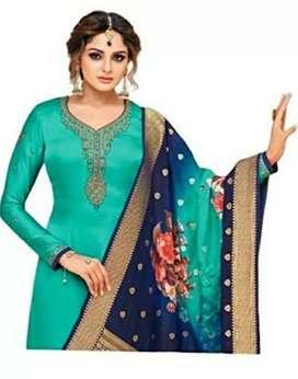 Women's Unique Unstitched Salwar Suit