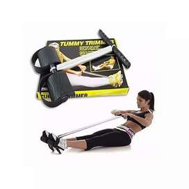 Tummy trimmer single spring high quality imported