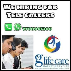 Tele calling G Life Care