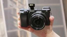 Sony A6300 Camera New With 2 year warrnry