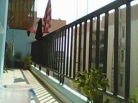 2bhk furnished flat for rent in SHIPRA KRISHNA VISTA in indirapuram