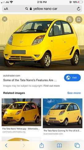 Nano car good condition 12000 music ac