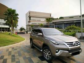 All New Fortuner VRZ Diesel Luxury