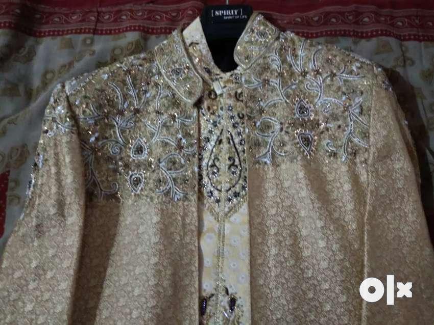 Sharwani wedding cloth 0
