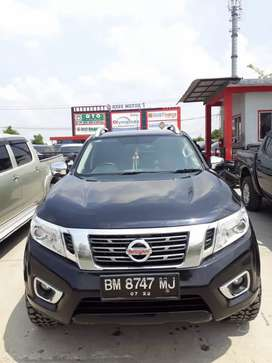 Navara 2017 VL DC(4×4) solar manual. Km 32rb dan velg 2 set
