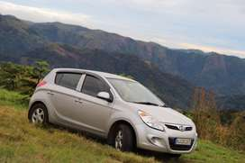 Hyundai i20 2011-2012Reg Petrol 68000 Km Driven