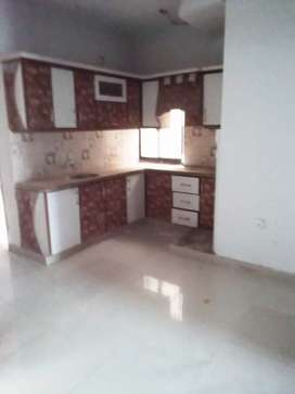 11-b north Karachi. 3 bed DD new portion with roof. In