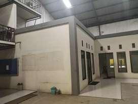 Disewakan Tanah+bangunan bekas gudang meubel, Raya Pasuruan Gempol