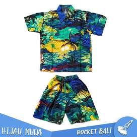Baju Hawai Anak - Baju Pantai Anak Cowo - Baju Pantai Anak Cowok