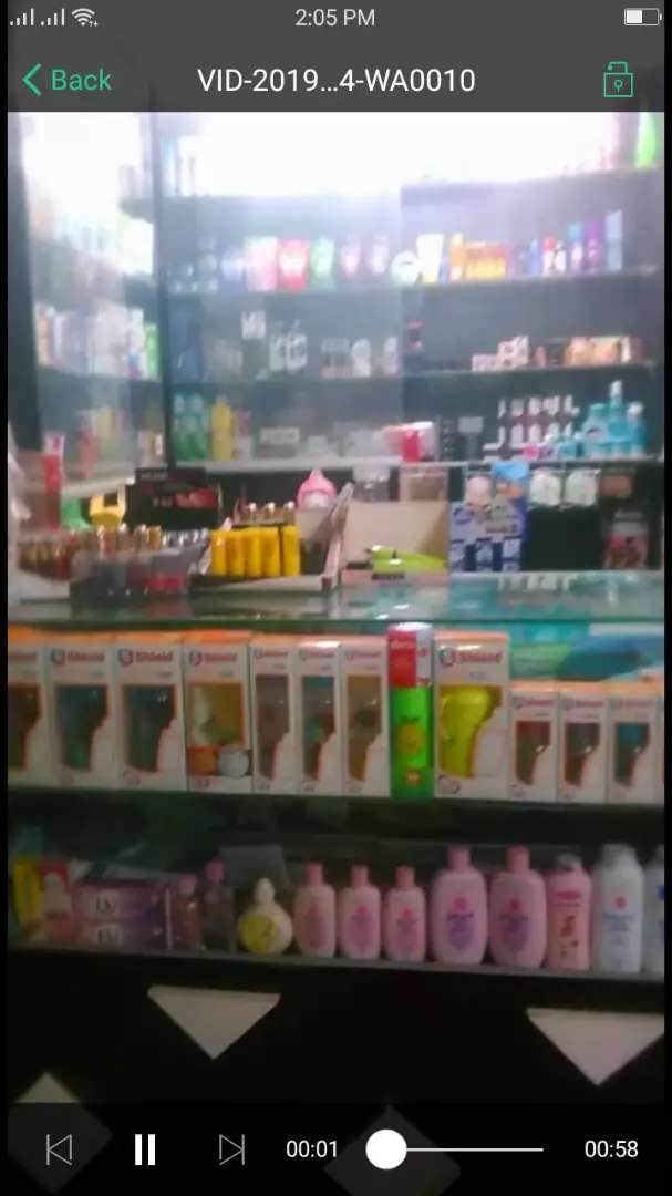 New furnished shop on sale for any type of business, no loadsheding. 0