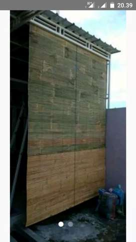 Kere bambu angin-angin rumah