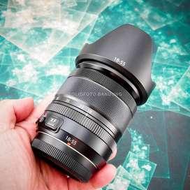 Fujinon XF 18-55mm F2.8-4 LM OIS. Like New. Fuji Fujifilm