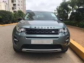 Land Rover Discovery Sport Si4 HSE, 2016, Petrol