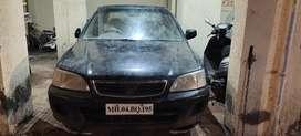 black honda city 1.5 automatic gear model 2003