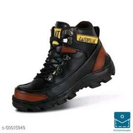 Sepatu Boots Safety BISA BAYAR DI TEMPAT(COD)