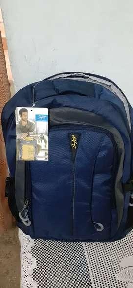 sky bag pack  navy blue.