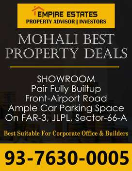 1 Kanal Industrial Plot For Sale in Sector-82, Mohali