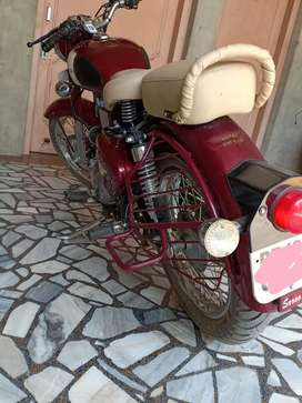 bullet classic self start,one hand driven, doul mirror,high sound band