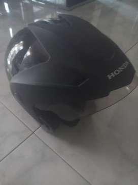 Dijual helm honda ori (msh baru)
