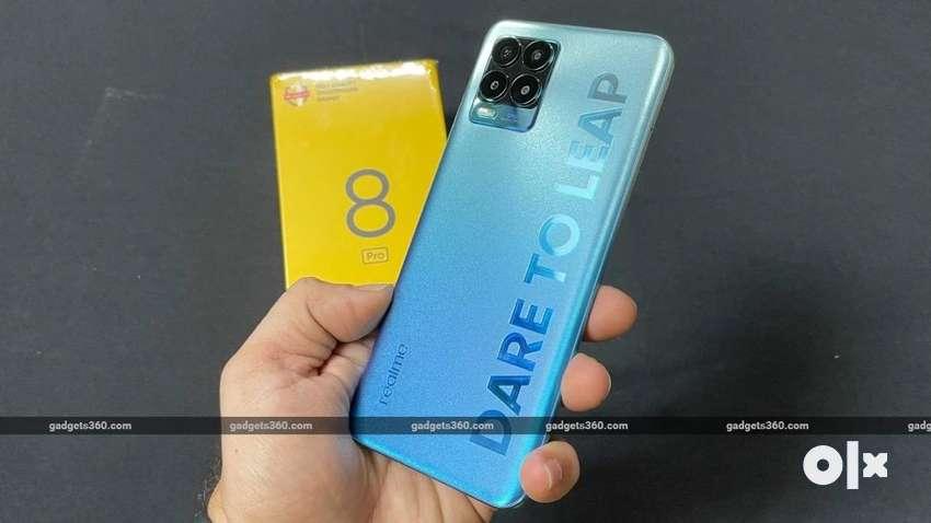 Realme 8 Pro, Redmi Note 10 Pro, Note 10 Pro Max Brand New Sealed Pack 0