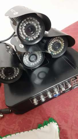 Apple Cam CCTV DVR  System