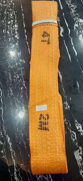 Lifting strap Specifications Flat 4T*2M*75MM Material Polyester