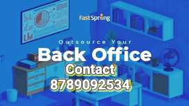 Urgent Requirement Back office
