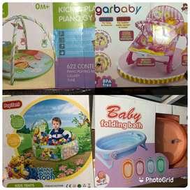 Mainan dan Perlengkapan Bayi